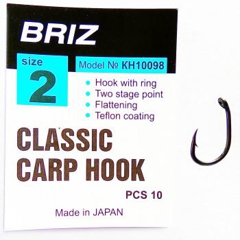 "Крючок карповый ""Classic Carp Hook"""
