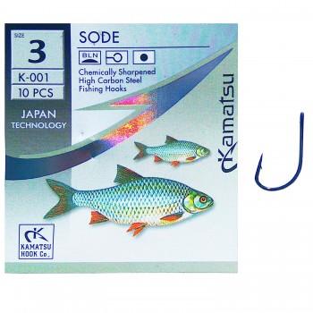 """Рыболовный крючок """"Kamatsu"""" sode"""