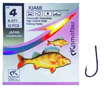 """Крючок одинарный """"Kamatsu"""" kiami"""