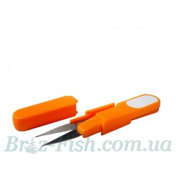 Ножницы для лески в футляре