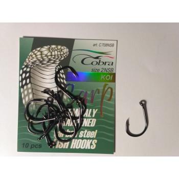 Рыболовные крючки Cobra koi