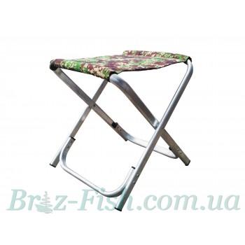Складной алюминиевый стульчик для рыбалки