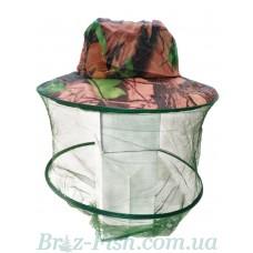Шляпа с антимоскитной сеткой (накомарник)