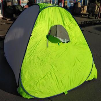 Палатка зимняя 1,8*1,8 м утеплённая