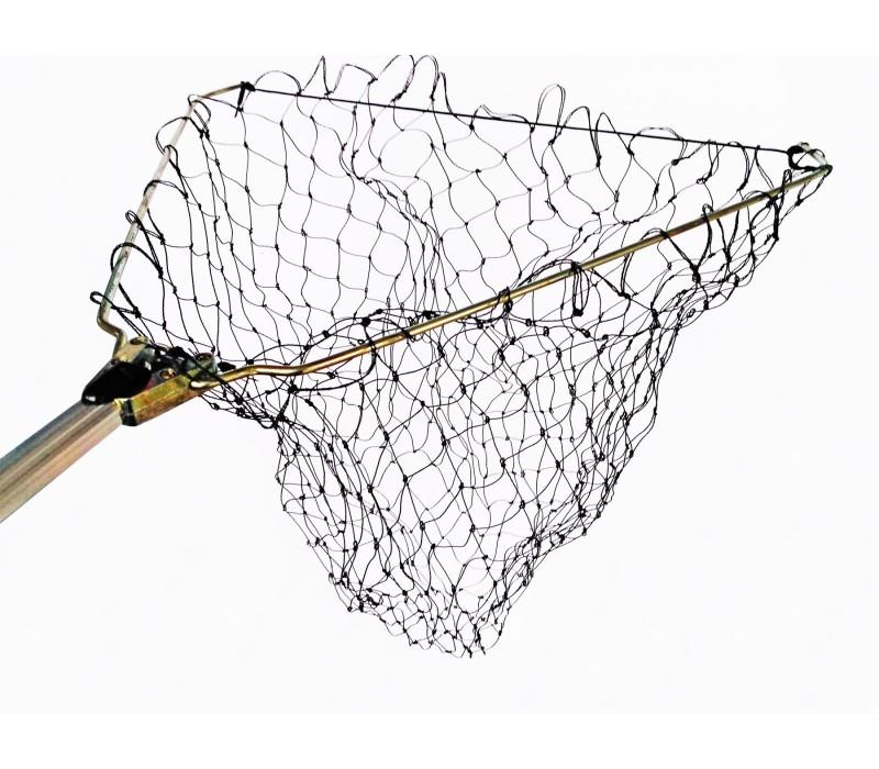 сетка для прикормки рыбы на течении