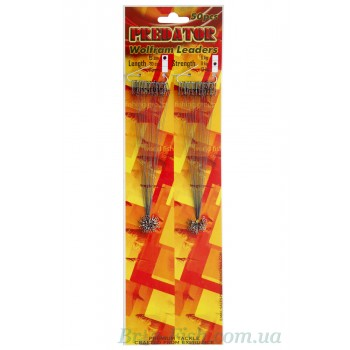 """Вольфрамовые поводки """"Predator"""" 15 см (50 шт)"""