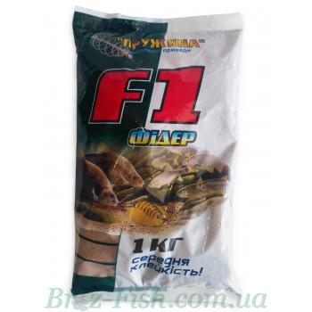 Прикормка F1 пружина