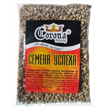 """Семена конопли для рыбалки """"Corona"""""""