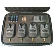 Набор сигнализаторов поклёвки с пейджером Dr.Agon JY–37