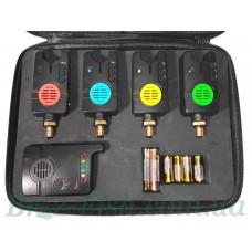 Набор сигнализаторов поклёвки с пейджером Dr.Agon JY–52