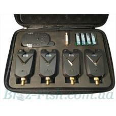Набор сигнализаторов поклёвки с пейджером Dr.Agon JY–59