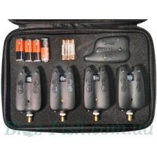 Набор сигнализаторов поклёвки Dr.Agon JY–10