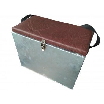 Зимний рыболовный ящик (оцинкованный)